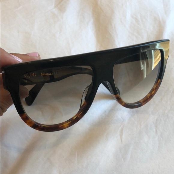 2e65632774 Celine Accessories - Authentic Celine flat top sunglasses